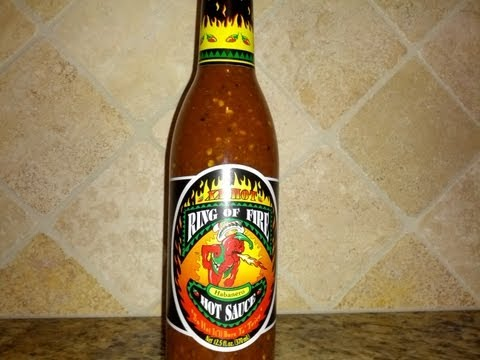ring Of Fire Xx Hot Habanero Hot Sauce Review (courtesy Of Mrparadiseweiss) video