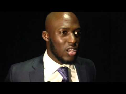 Leonard Fournette talks about receiving Corbett Award, starting practices at LSU | Video