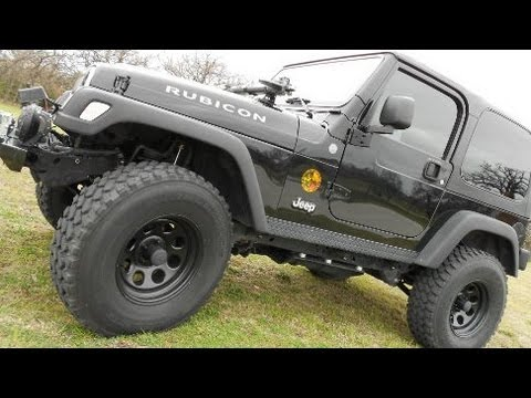 Lifted Jeeps - Pure Off Road 4x4 Action! Wrangler. Rubicon and Cherokee TJ. JK. XJ