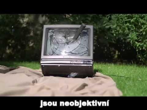 Video pozvánka na nový Czech News TV