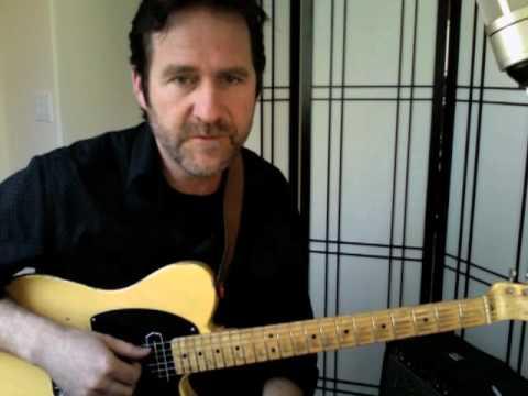 Tim Lerch - Ted Greene's Walking Bass Jumpback Blues