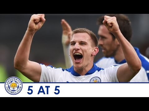 5 AT 5 | Five of Marc Albrighton's best crosses