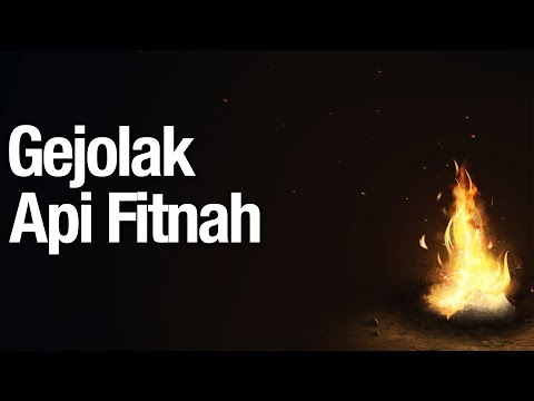 Gejolak Api Fitnah - Ustadz Afifi Abdul Wadud
