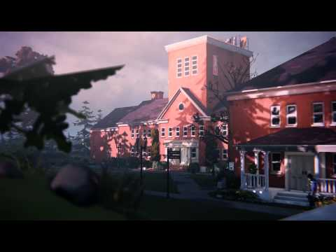 Life is Strange: Episode Two - Out of Time trailer