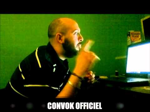 Convok - FREESTYLE - [ NEW OFFICIEL ]