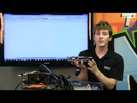 Sapphire Radeon HD 7770 Vapor-X Review & Showdown with GTX 550 Ti NCIX Tech Tips