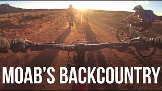 100 miles and 4 days in Moab's Beautiful Backcountry