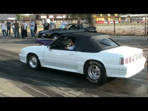 Best Muscle Car Burnouts!