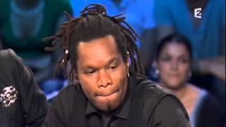 William Baldé - On n'est pas couché 13 septembre 2008 #ONPC