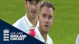 England Take 19 Wickets To Wrap Up 1st Test on Day 3 - England v West Indies 2017