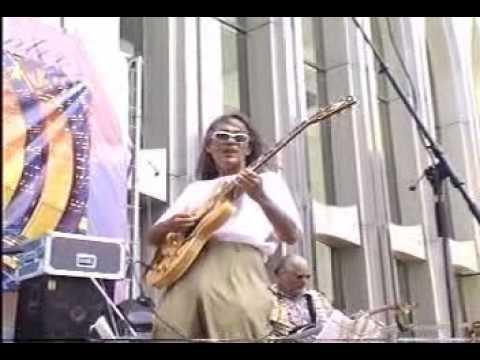 Ryo Kawasaki at WTC Plaza NYC'95 - Nite And Day