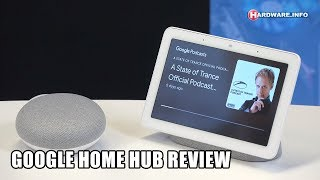 Google Home Hub review - Hardware.Info TV