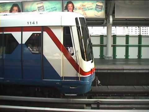 THAILAND 2002 Bangkok Skytrain