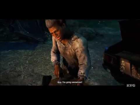 Far Cry 4 - Longinus - All Cutscenes   Movie (HD) [1080p]