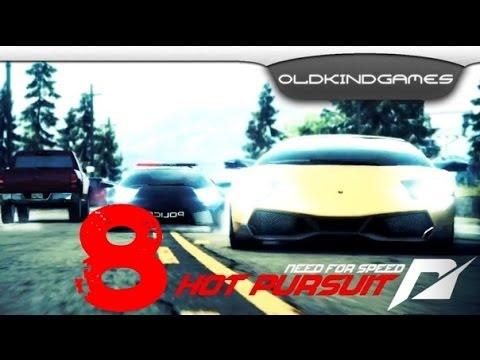 Прохождение Need for Speed: Hot Pursuit #8 ( Быстрая Bugatti )