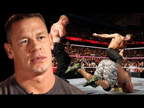 John Cena Will Make Seth Rollins Pay For His Mistakes video