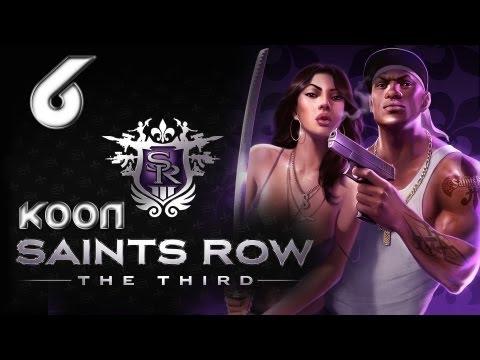 Saints Row 3 - Кооператив - Прохождение [#6]