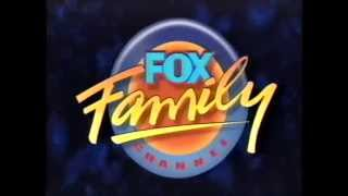 Fox Family Channel (2001) Promo (VHS Capture)