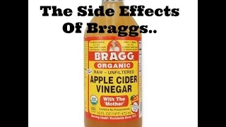 The Side Effects Ofggs Apple Cider Vinegar
