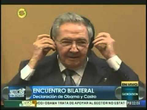 A Raúl Castro no le gustó la pregunta sobre presos políticos y así respondió