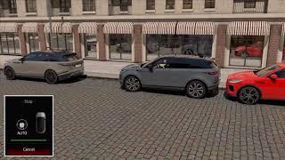 Range Rover Evoque 2020 | Touch Pro Duo: Park Assist