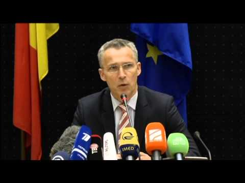 Stoltenberg Meets Lavrov: NATO Chief tells Russian FM to remove Russian troops from Ukraine