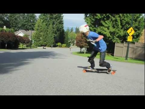 Longboarding: Fall Freeriding