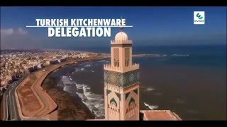 Turkish Kitchenware Delegation-EVSID/Morocco (2015) #1