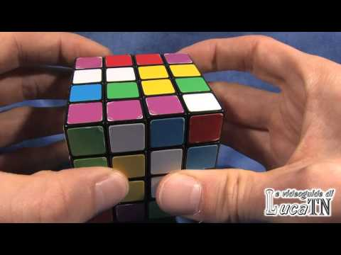 Come Risolvere il Cubo 4x4x4 Parte 1 Italiano