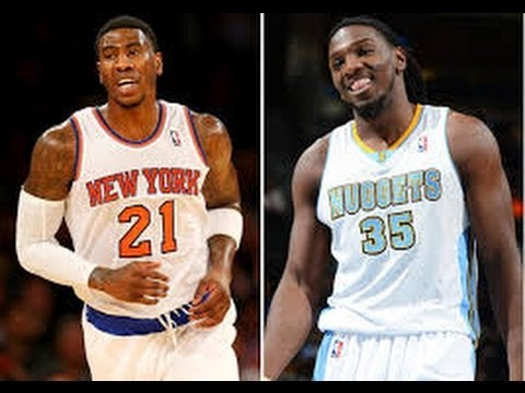 Knicks to trade Iman Shumpert for Kenneth Faried?