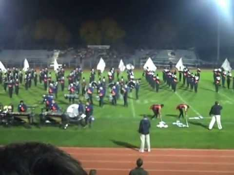 "2011 Romeoville High School Marching Band ""Dark Dances"""