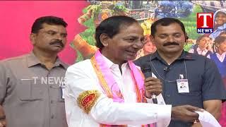 CM KCR Speech | Ex Minister Danam Nagender Joins TRS Party | P2  Telugu