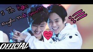 Top 5 Tình Bạn Xuyên Thời Gian Của Các Idol K-Pop! Top 5 K-Pop Idol Days