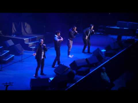 Blue All Rise Dec 2013 Concert Tour Live Show December Lee Ryan Duncan James video