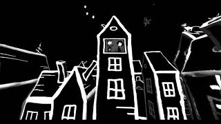 Second Life Drawn Town by Cica Ghost