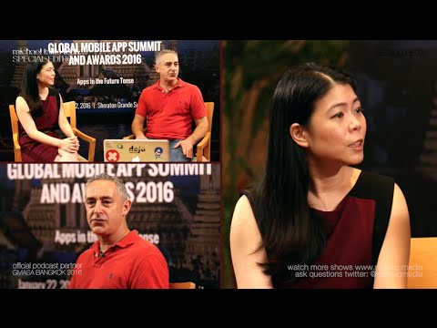 """michael talks tech"" with Nikki Assavathorn, CEO at infinitylevels.com, GMASA Bangkok 2016"