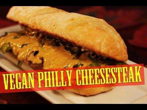 Philly Cheesesteak Recipe | Vegan | The Vegan Zombie