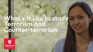 What is it like to study Terrorism and Counter-terrorism?