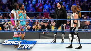 "AJ Styles & Sami Zayn take advantage of the ""Wild Card Rule"": SmackDown LIVE, May 7, 2019"