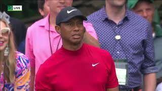 Tiger Woods wins 5th Masters Championship