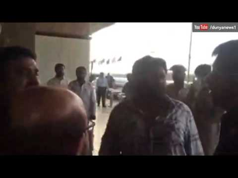 Bollywood Director Kabir Khan faced humiliation at Karachi Airport - Crowd Chanted Shame Shame