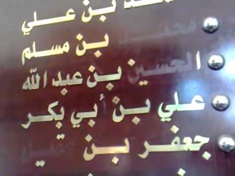 shaam 2011 talagang sangat in ganj e shuhda and masjid imam sajjad(a.s)