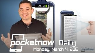Galaxy S 4 Eye Control, White House Talks Carrier Unlock, WP8.x & More - Pocketnow Daily