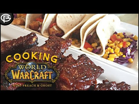 The WoW Cookbook!