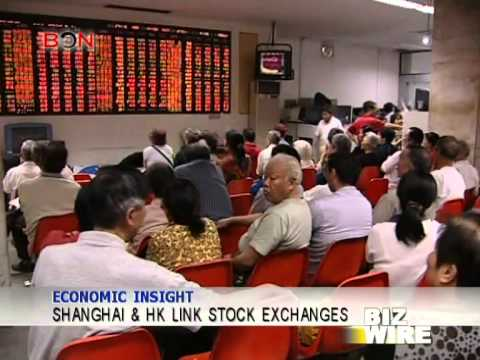 Shanghai & HK link stock exchanges - Biz Wire - April 14,2014 - BONTV China