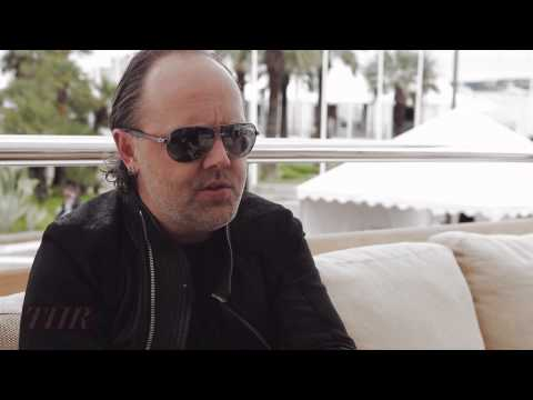 Live from Cannes: Lars Ulrich on the 3D  Movie 'Metallica Through the Never'