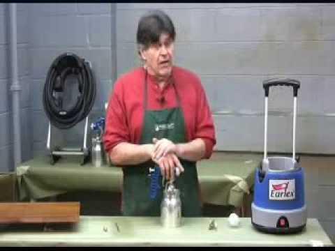 Hv 1100w videolike - Earlex spray station ...