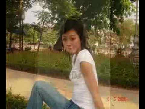 Viet name school girl beauty