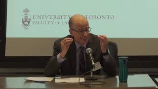 2018 The Future of Legal Education and the Profession - October 27,  Reunion Panel