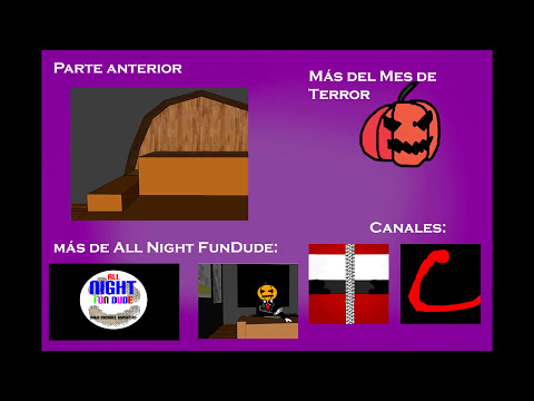 Los Videos Más Terrorificos de YouTube Parte 4 (All Night FunDude)